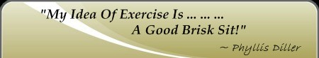 Fitness Terminology: Brisk exercise is wonderful