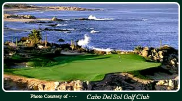 Photo: Mexico Golf Vacations - Cabo Del Sol Golf Clu