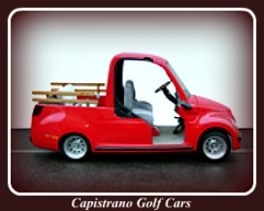 Custom Golf Carts - Capistrano Golf Ca