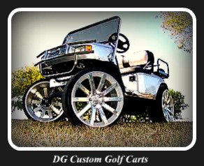 Custom Golf Carts -