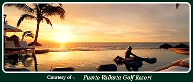 Photo; Puerto Vallarta Golf Resort - A wonderful example of Mexico Golf Resort