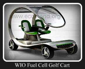 Custom Golf Carts - Fuel Cell Golf Car