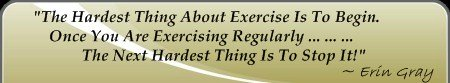 Famous Fitness Quote; Exercise For Seniors is essential