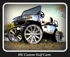 Custom Golf Carts: Finding, Reviewing, and Purchasing on custom pinstriping by hot dog, custom pinstriping stencils, custom truck pinstriping,